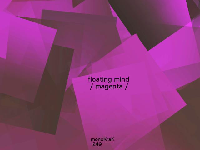 Floating Mind – Magenta