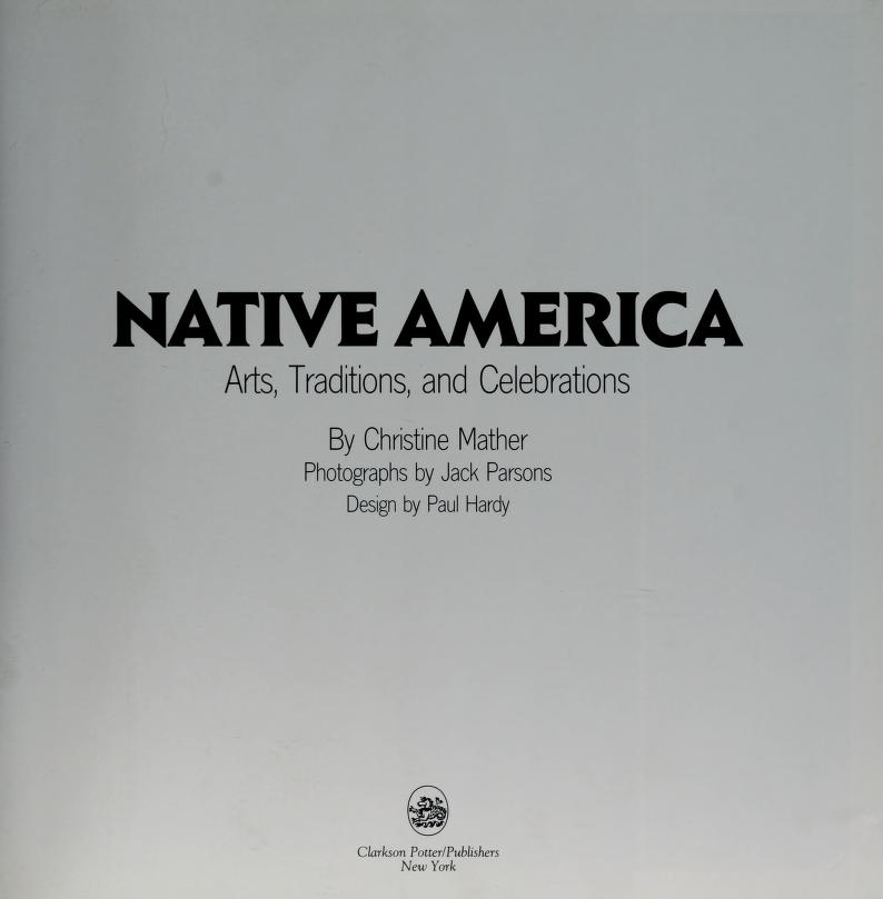 Native America by Christine Mather